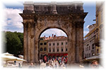 Triumphal Arch of the Sergi - Golden Gate